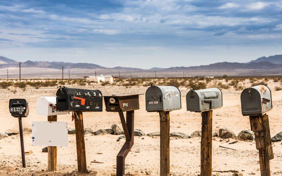 Briefkasten In Aller Welt Wie Bekommen Menschen Ihre Post