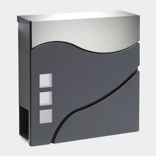 Briefkasten Design pulverbeschichtet