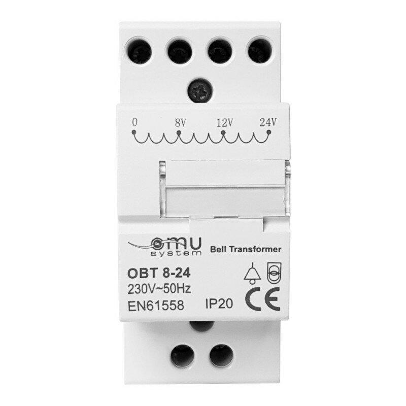 klingeltrafo klingeltransformator transformator 230v zu 8v. Black Bedroom Furniture Sets. Home Design Ideas